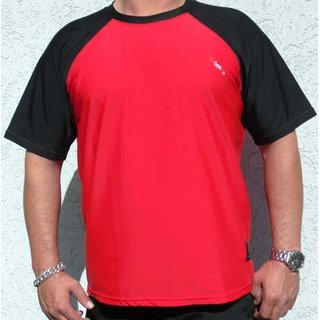 Typhoon8 - Red/black Shirt